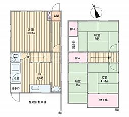 広畑駅 4.8万円