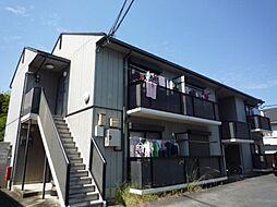 ルミナスコートトヨク[A102号室]の外観