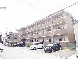 大阪府堺市中区深阪6丁の賃貸マンションの外観