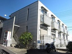 神奈川県秦野市鶴巻南1丁目の賃貸アパートの外観
