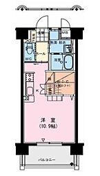 ベレッツア(仮称)延岡・大貫町3丁目中尾マンション[202号室]の間取り