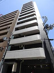 パークヒルズ北堀江ラモーダ[12階]の外観