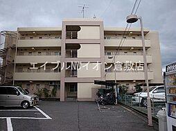 岡山県倉敷市石見町の賃貸マンションの外観