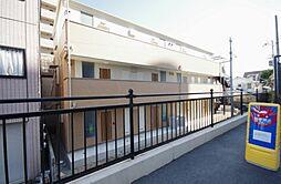 シャンテー宮之阪[1階]の外観