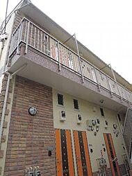 ユナイト野川ラヴィアンローゼ[2階]の外観