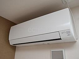 モンレーヴの冷暖房エアコン