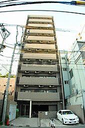 レジデア西本町[10階]の外観