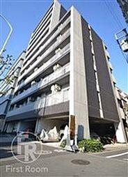 東京都目黒区中目黒2丁目の賃貸マンションの外観