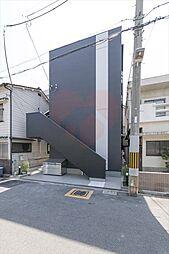 大阪府堺市堺区中之町西1丁の賃貸アパートの外観