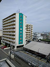 レジデンス鶴見緑地[7階]の外観