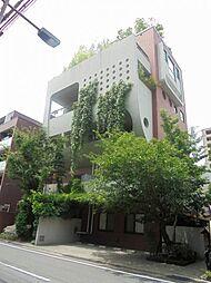 東京都台東区上野桜木1丁目の賃貸マンションの外観