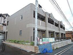 福岡県北九州市小倉南区湯川2丁目の賃貸アパートの外観