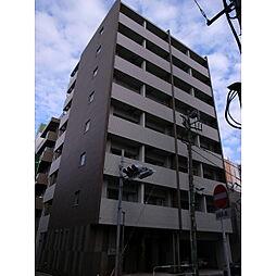 東京都世田谷区深沢8丁目の賃貸マンションの外観