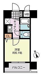 箱崎宮前駅 390万円