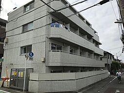 パールマンションII東伏見[2階]の外観
