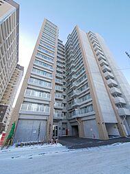 北海道札幌市中央区北五条東2丁目の賃貸マンションの外観
