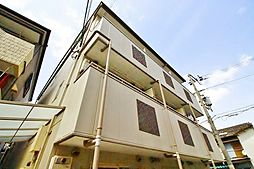 ルアン清水丘[1階]の外観
