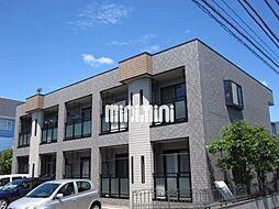 ラ・ステージ鎌倉台[1階]の外観