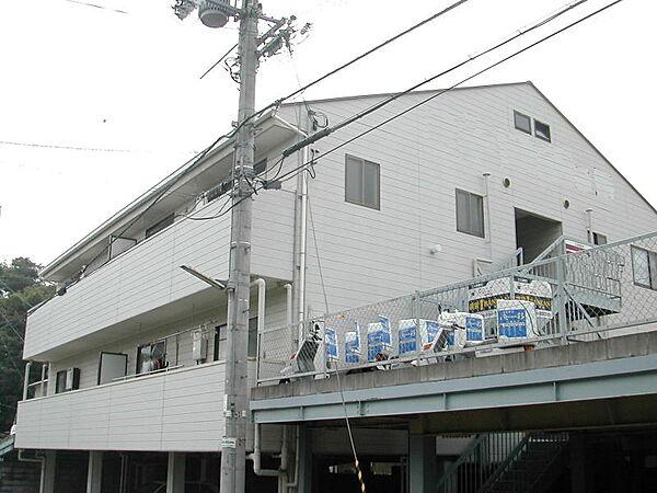 金澤マンション[1階]の外観