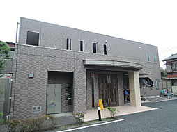 東京都世田谷区鎌田4丁目の賃貸マンションの外観