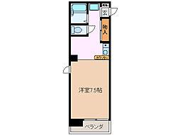 アメニティ21[2階]の間取り