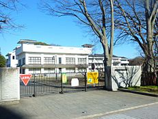 小学校水戸市立三の丸小学校まで1208m