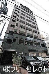 福岡県福岡市中央区高砂2の賃貸マンションの外観