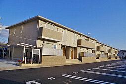 大阪府枚方市村野東町の賃貸アパートの外観