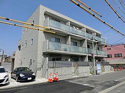 愛知県清須市西枇杷島町大野の賃貸マンションの外観