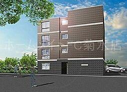 仮)東札幌1・6A[3階]の外観