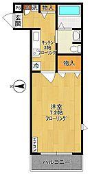アムール・セイカ[2階]の間取り