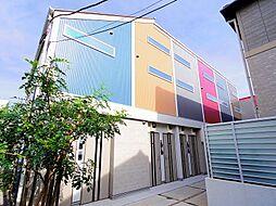 ビジュー石神井公園レジデンス[2階]の外観