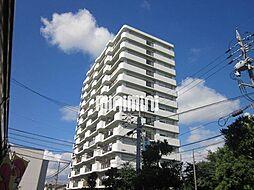 ホワイトキャッスル植田VI[1階]の外観