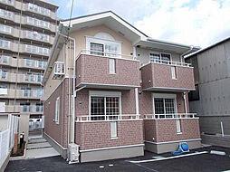 兵庫県神戸市西区玉津町居住字前田の賃貸アパートの外観