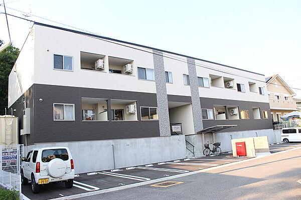 イージニア桜台 2階の賃貸【和歌山県 / 岩出市】