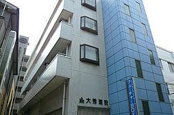 東京都大田区東糀谷3丁目の賃貸マンションの外観