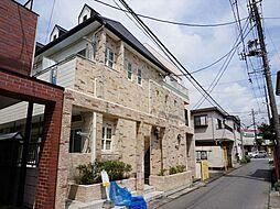 キャッスル勝田台[1階]の外観