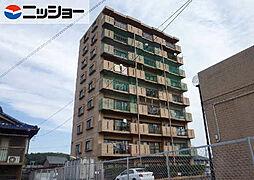 第三宮脇笹川ハイツB棟[8階]の外観