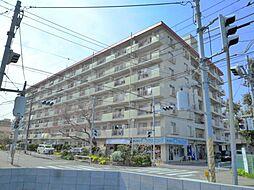 千葉県市川市行徳駅前3丁目の賃貸マンションの外観