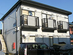 エルカーサ桜木II[102号室]の外観