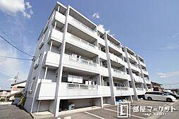 愛知県豊田市大林町13丁目の賃貸マンションの外観