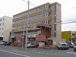 岡田ビル[4階]の外観