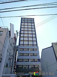 エンクレスト渡辺通Ⅱ[9階]の外観