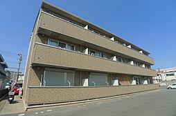 兵庫県加古川市別府町石町の賃貸アパートの外観