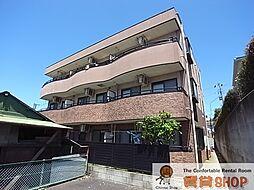 グローバルジョイ弐番館[3階]の外観