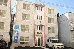 グランメール24軒1-2D[1階]の外観