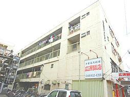 本田マンション1号棟[4階]の外観