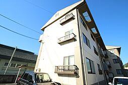 広島県広島市安佐北区可部7丁目の賃貸マンションの外観