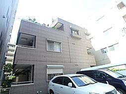 兵庫県神戸市灘区岩屋北町7丁目の賃貸アパートの外観