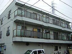 富田マンション[302号室]の外観